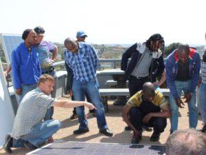 solar training south Africa