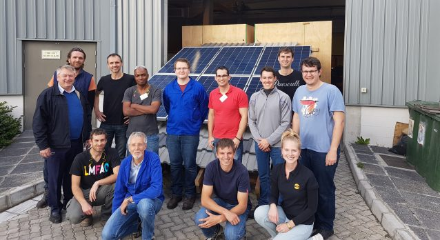 solar training Cape Town